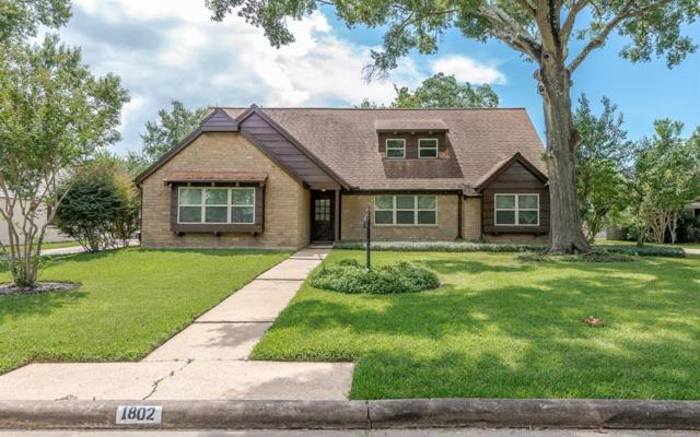 1802 Antigua Lane, Houston, TX 77058 (MLS #80675509) :: Texas Home Shop Realty