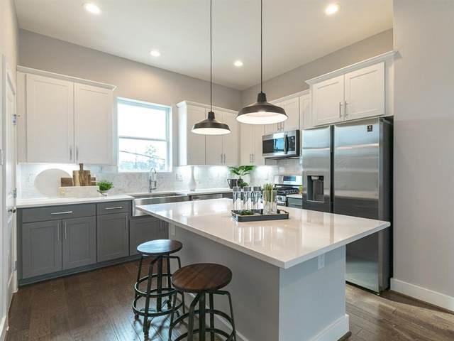 622 Janisch Road H, Houston, TX 77018 (MLS #80702291) :: The Home Branch