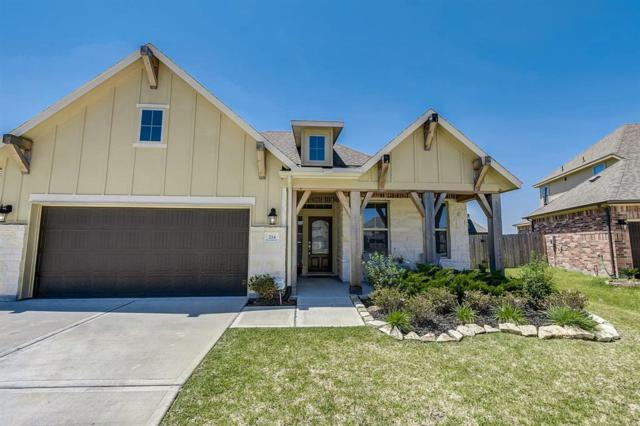214 Mills Creek Court, Rosenberg, TX 77469 (MLS #80712082) :: King Realty