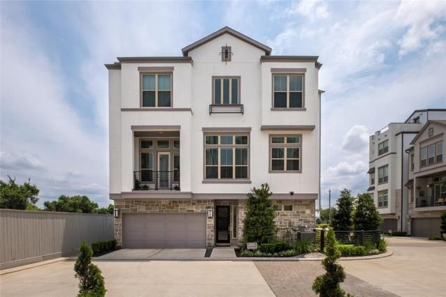 812 Leavenworth Avenue, Houston, TX 77008 (MLS #8071214) :: Fairwater Westmont Real Estate