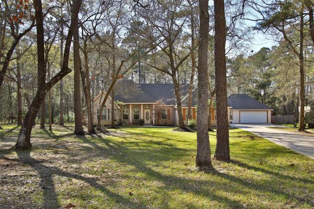 33011 Sunrise Drive, Magnolia, TX 77354 (MLS #80732687) :: Giorgi Real Estate Group