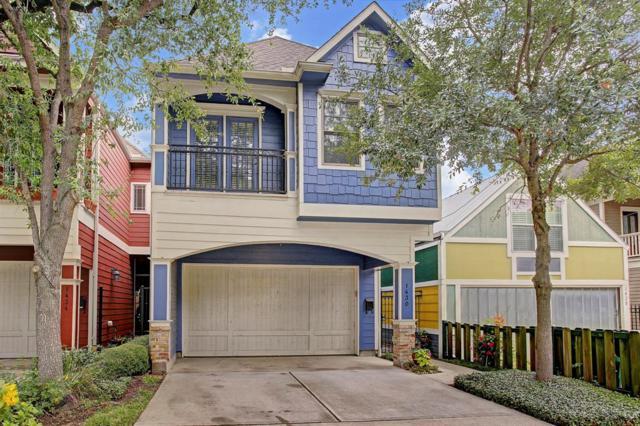 1430 Lawrence Street, Houston, TX 77008 (MLS #80738664) :: Magnolia Realty