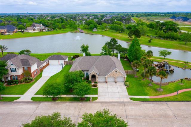 1619 Stoney Lake Drive, Friendswood, TX 77546 (MLS #80754932) :: The Kevin Allen Jones Home Team