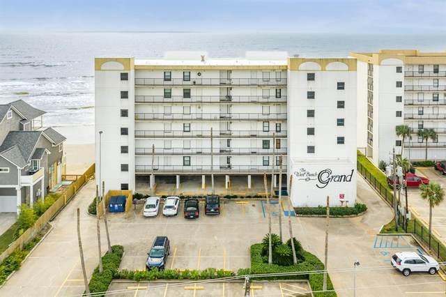 11945 San Luis Pass Rd Road #301, Galveston, TX 77554 (MLS #80755150) :: Giorgi Real Estate Group