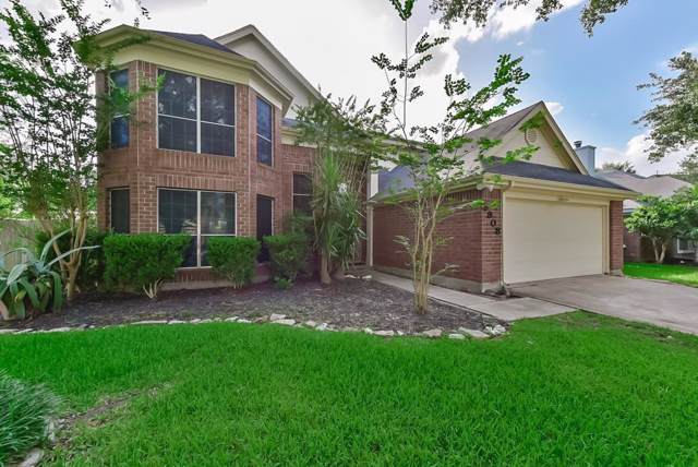 3908 Spring Circle Drive, Pearland, TX 77584 (MLS #8077131) :: The Queen Team
