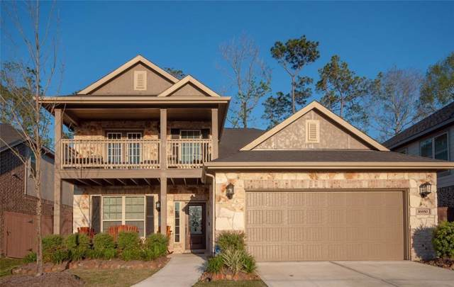 16850 Big Reed Drive, Humble, TX 77346 (MLS #80772129) :: The Bly Team