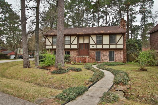 37 N Cypress Pine Drive, The Woodlands, TX 77381 (MLS #80781912) :: The Sansone Group