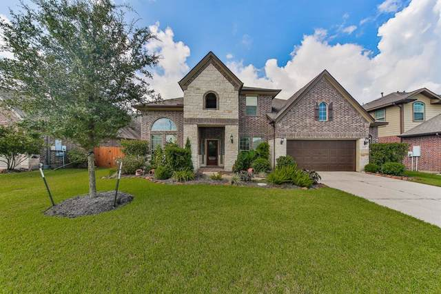 4720 Serrano Drive, League City, TX 77573 (MLS #8079126) :: The SOLD by George Team