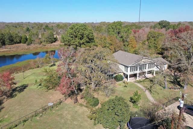 617 Hillcrest Circle, Malakoff, TX 75148 (MLS #80805678) :: Area Pro Group Real Estate, LLC
