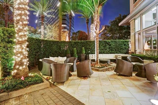 1901 Post Oak Boulevard #1203, Houston, TX 77056 (MLS #80806009) :: Bray Real Estate Group
