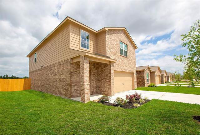 15215 Crescent Brookfield Drive, Humble, TX 77396 (MLS #80810387) :: The Sansone Group