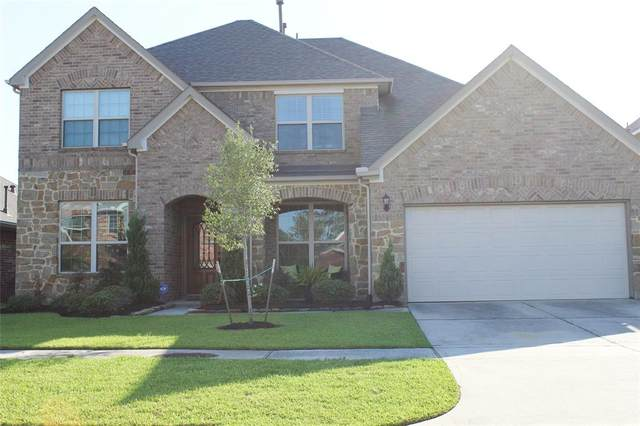 24535 Emerald Pool Falls Drive, Tomball, TX 77375 (MLS #80818734) :: The Bly Team