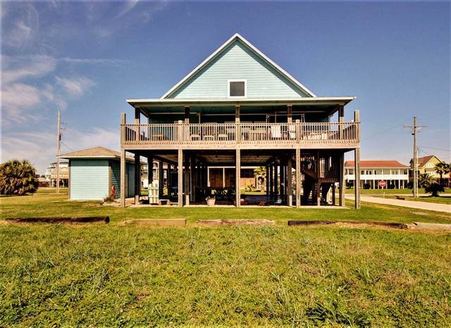 1322 Sunrise, Crystal Beach, TX 77650 (MLS #80825204) :: The Queen Team