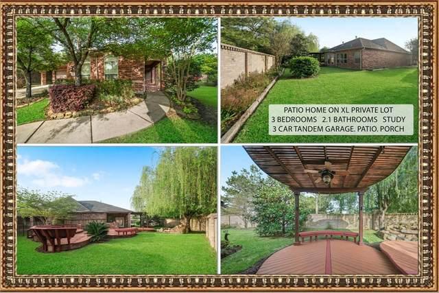 9250 Indian Lodge Lane, Humble, TX 77396 (MLS #80827523) :: The Parodi Team at Realty Associates