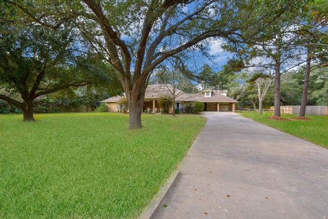 18910 Live Oak Trail, Tomball, TX 77377 (MLS #80852601) :: The SOLD by George Team