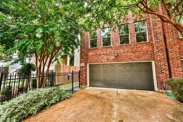 906 Lawrence Street, Houston, TX 77008 (MLS #80861351) :: Phyllis Foster Real Estate