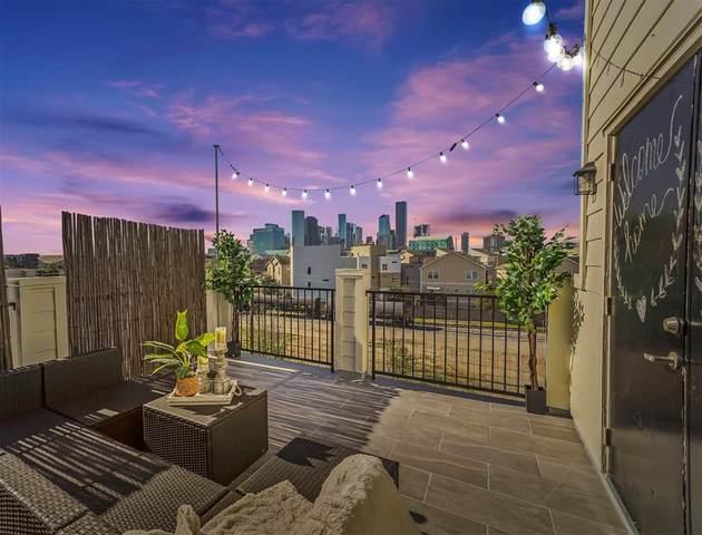 219 Saint Charles Street, Houston, TX 77003 (MLS #80924314) :: The Freund Group