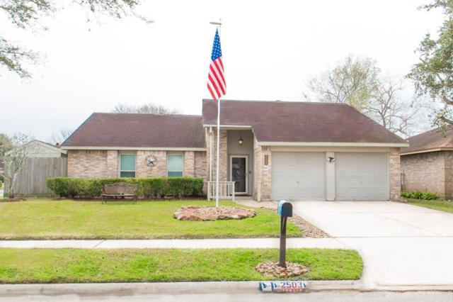 2503 General Colony Drive, Friendswood, TX 77546 (MLS #80938996) :: Texas Home Shop Realty