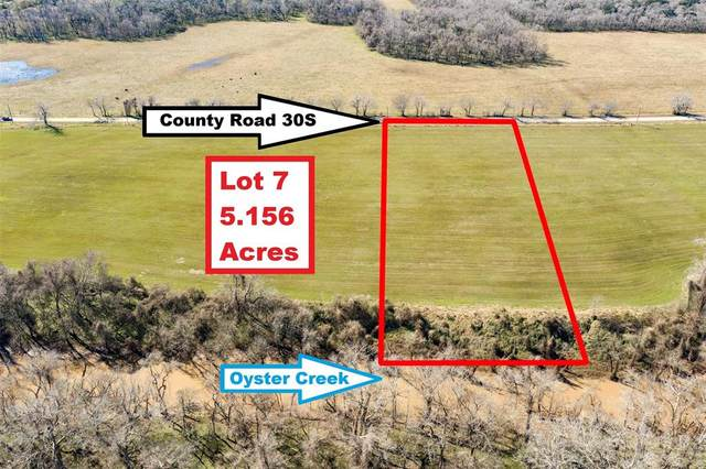 Lot 7 County Road 30S, Angleton, TX 77515 (MLS #80949207) :: Ellison Real Estate Team
