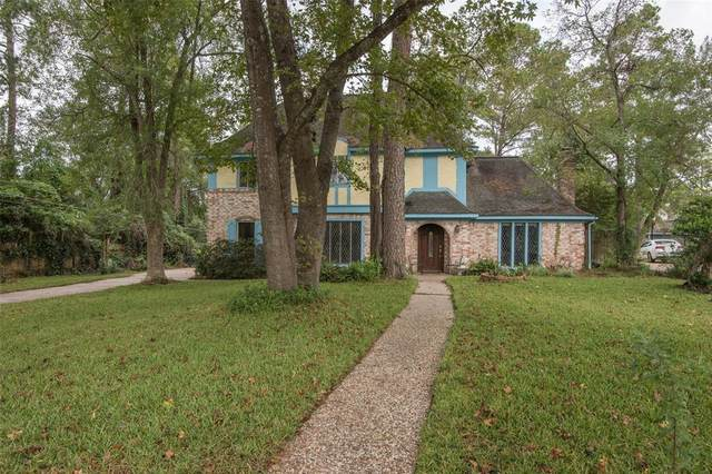 6518 Glenhill Drive, Spring, TX 77389 (MLS #80954221) :: The Queen Team