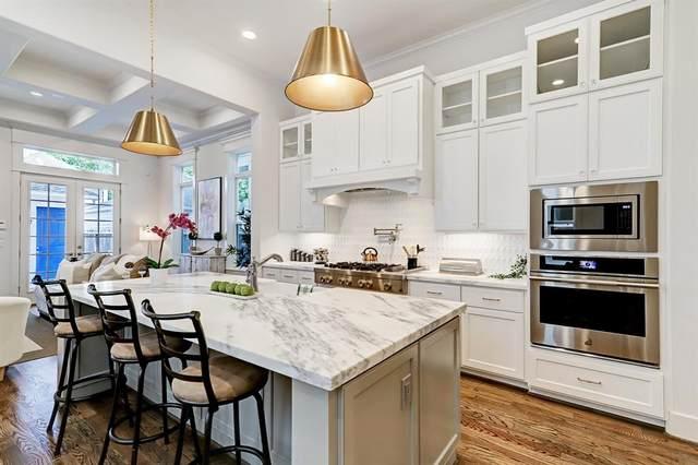 541 A W 23rd Street W, Houston, TX 77008 (MLS #8096318) :: Ellison Real Estate Team