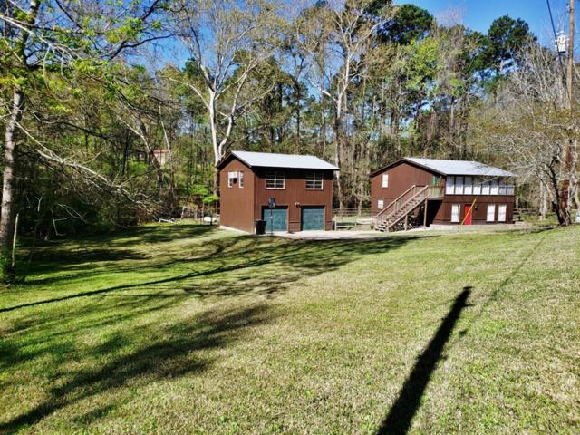 60 White Oak Street, Point Blank, TX 77364 (MLS #80978153) :: Magnolia Realty