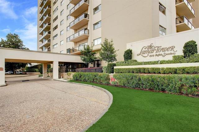 2929 Buffalo Speedway A204, Houston, TX 77098 (MLS #80979086) :: The SOLD by George Team