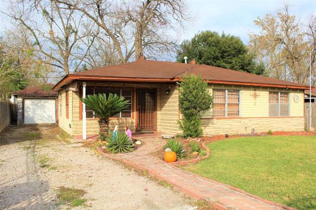 2335 Goodloe Street, Houston, TX 77093 (MLS #80979861) :: The Heyl Group at Keller Williams
