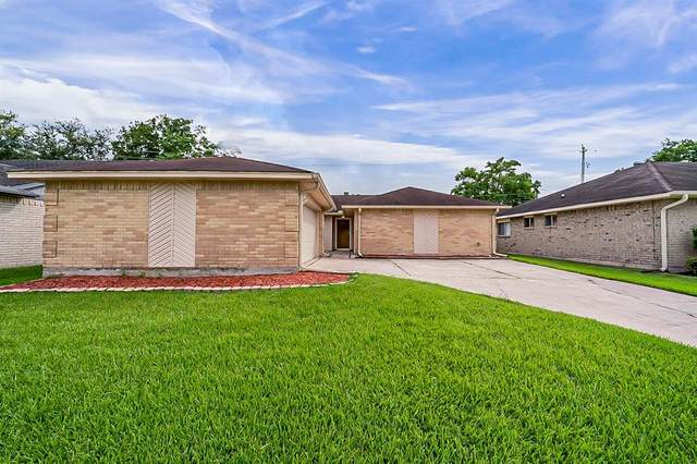 16830 Frigate Drive, Friendswood, TX 77546 (MLS #80981362) :: Texas Home Shop Realty