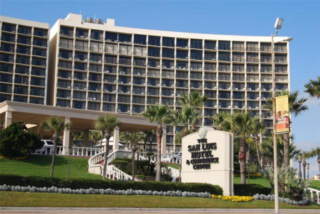 5220 Seawall Boulevard 1530B, Galveston, TX 77551 (MLS #80997992) :: Giorgi Real Estate Group