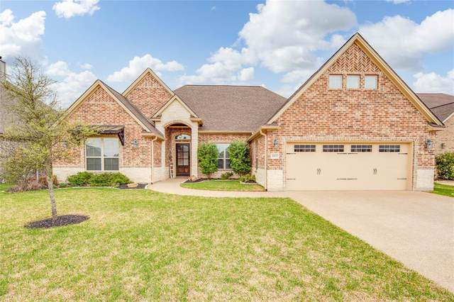 4103 Wild Creek Court, College Station, TX 77845 (MLS #81000167) :: The Home Branch
