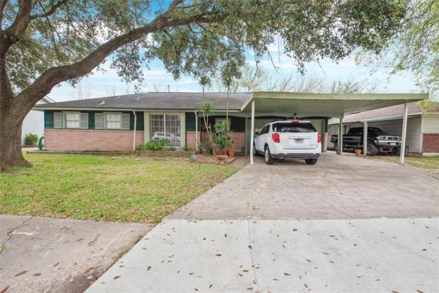 3529 Truxton Drive, Pasadena, TX 77503 (MLS #81001489) :: The Kevin Allen Jones Home Team