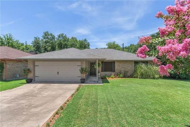 4101 Willow Oak Street, Bryan, TX 77802 (MLS #81008226) :: The Property Guys