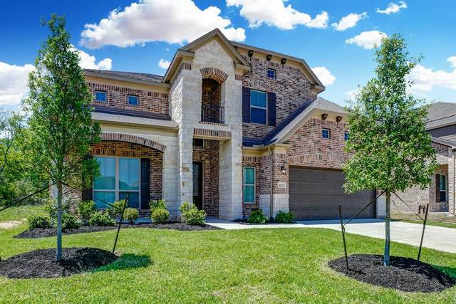 4011 Browns Forest Drive, Houston, TX 77084 (MLS #81015409) :: Guevara Backman