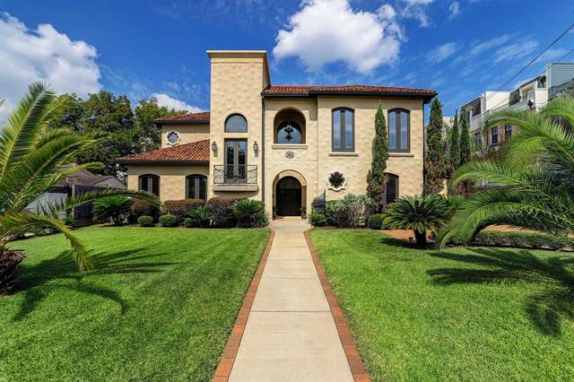 3760 Gramercy Street, Houston, TX 77025 (MLS #8101960) :: The Freund Group