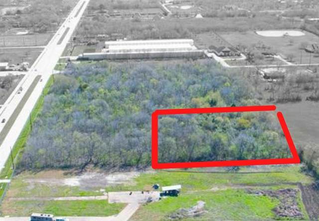 0 County Road 101 County Rd 736B Tract 5, Manvel, TX 77578 (MLS #81021675) :: Parodi Group Real Estate