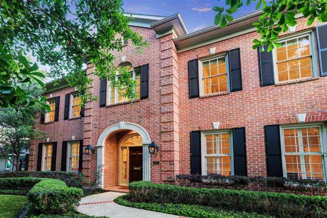 5659 Overbrook Lane, Houston, TX 77056 (MLS #81026642) :: The Bly Team