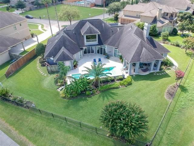 4925 Lost Creek Lane, League City, TX 77573 (MLS #81029699) :: Texas Home Shop Realty