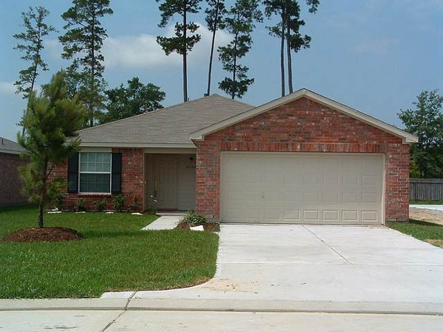 24027 Pinecreek Point, Spring, TX 77373 (MLS #81037873) :: The Home Branch