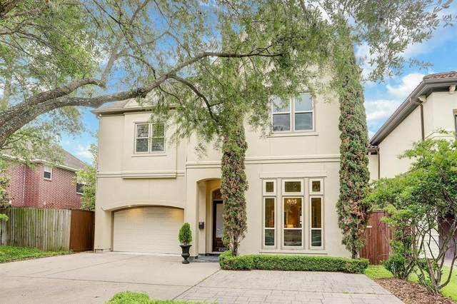 4922 Bellaire Boulevard, Bellaire, TX 77401 (MLS #81072728) :: The SOLD by George Team