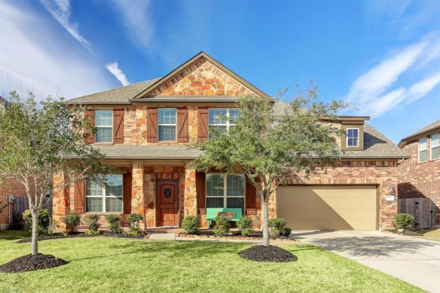 5331 Fieldstone Terrace, Richmond, TX 77407 (MLS #81075190) :: Giorgi Real Estate Group