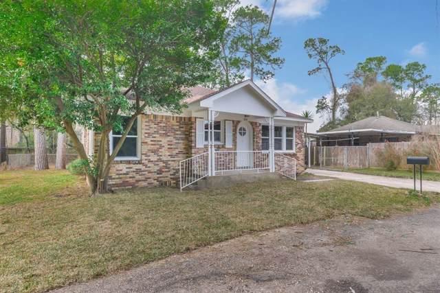 934 Lehman Street, Houston, TX 77018 (MLS #81090481) :: Phyllis Foster Real Estate