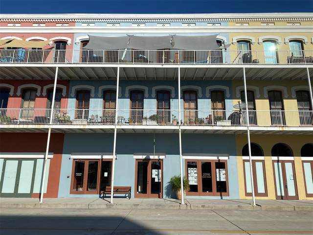 2318 Market Street #9, Galveston, TX 77550 (MLS #81093474) :: The SOLD by George Team
