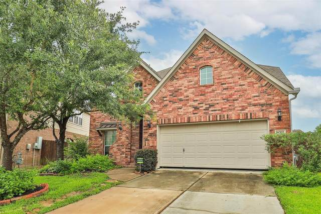 16702 Cactus Blossom Trail, Cypress, TX 77433 (MLS #81112874) :: The SOLD by George Team