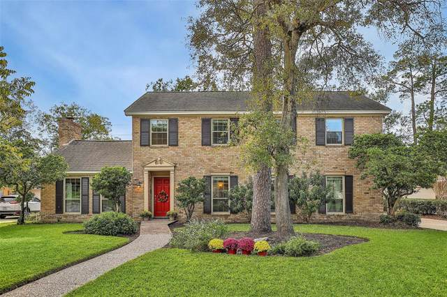 16707 Sir William Drive, Spring, TX 77379 (MLS #81129992) :: Giorgi Real Estate Group