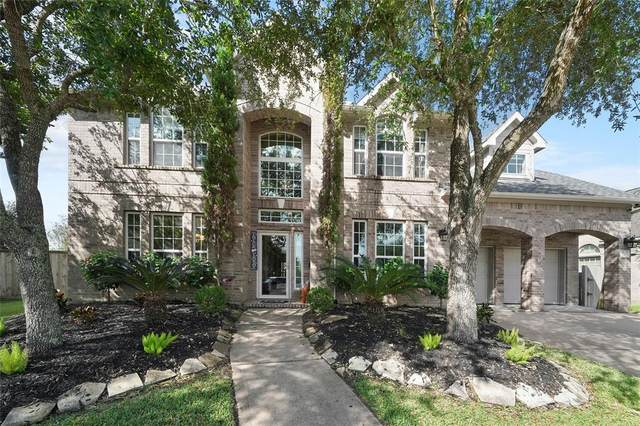 1137 Shady Knoll Lane, League City, TX 77573 (MLS #81153473) :: The Home Branch