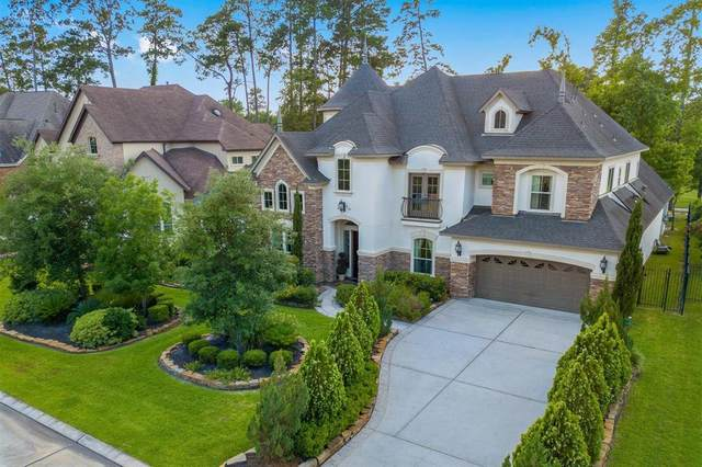 31 Player Vista Place, The Woodlands, TX 77382 (MLS #81162123) :: The Queen Team