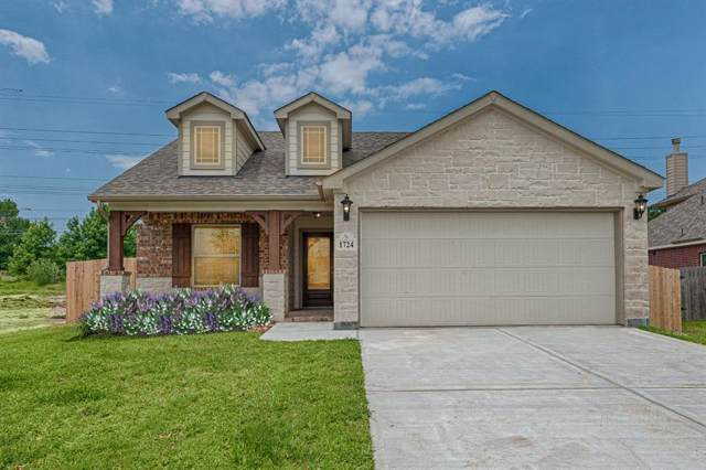 174 Cobblestone, Cleveland, TX 77327 (MLS #81166787) :: The Bly Team