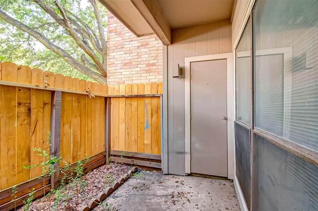 7950 N Stadium Drive #199, Houston, TX 77030 (MLS #81169764) :: The Parodi Team at Realty Associates