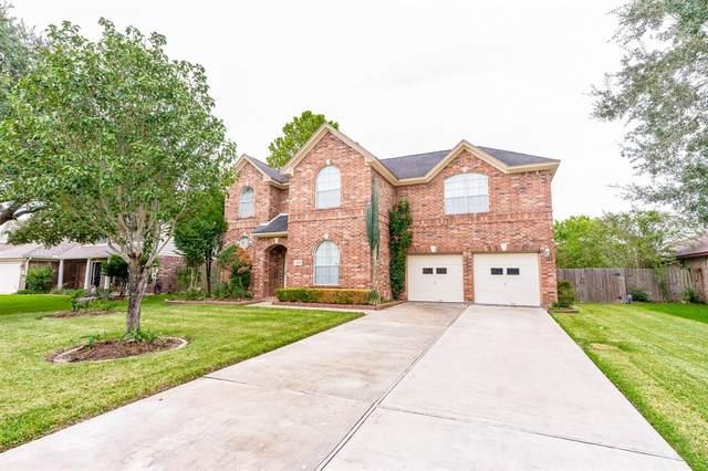 128 Plum Circle, Lake Jackson, TX 77566 (MLS #81174550) :: Ellison Real Estate Team